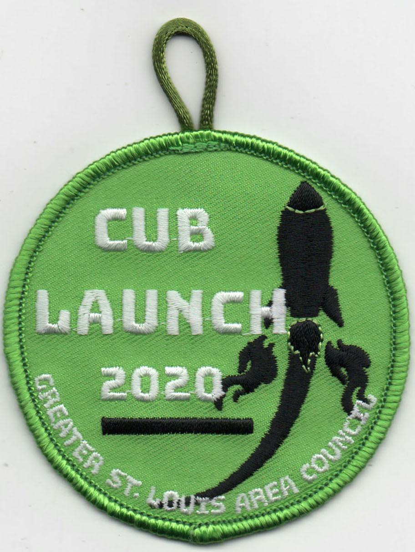Cub Launch Badge